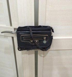 Маленькая сумка без ремешка