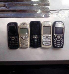 Телефоны (запчасти)