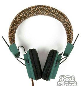 Наушники truespin Basic Headphone - леопардовый