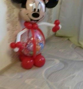 Шикарный шарик для праздника