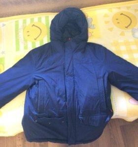 Куртка зимняя 48размер