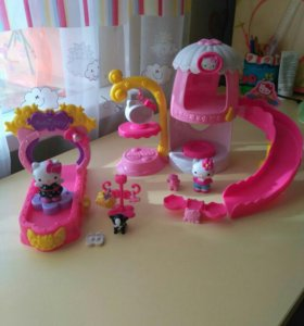 Игровой набор Hello Kitty