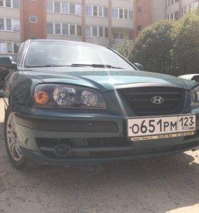 Продается Hyundai Elantra
