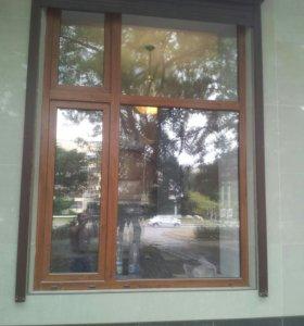 Металлопластиковые окно/двери
