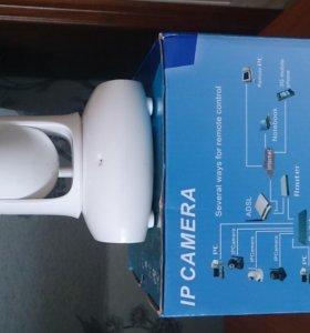 Поворотная IP камера Wi-Fi