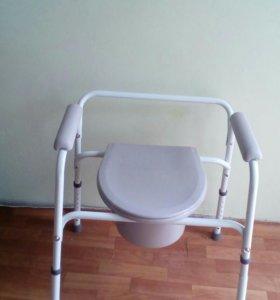 Туалет для инвалидов и пожилых людей