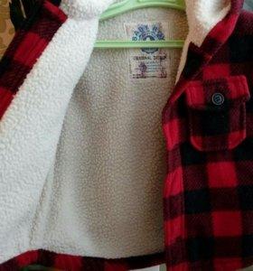 Куртка / Теплая кофта