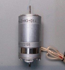 ДПМ-25-Н3-01А двигатель коллекторный