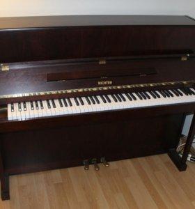 Немецкое пианино Richter