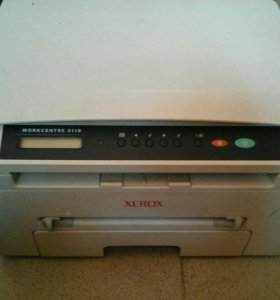 Принтер workcentre 3119