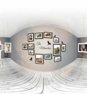 Галерея vr 360 фото