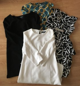 Женские платья+туника