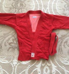 Куртка для самбо, 42 размер