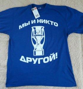 "Новая футболка ""Динамо"""