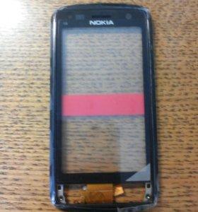 Тачскрин для Nokia C6-01