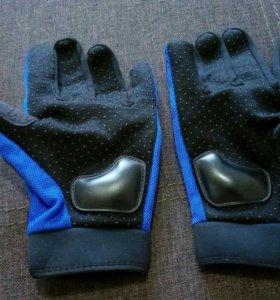 Мото-перчатки Pro-Biker с защитой!