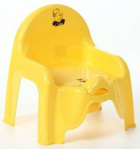 Горшочек стульчик
