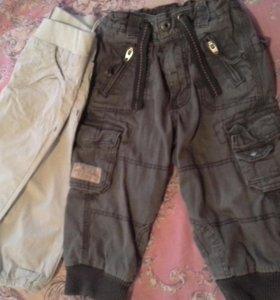 Модные штанишки на мальч.1-1,5(80-86)
