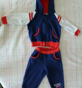 Спортивный костюм 74р-р.