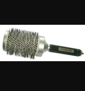 Круглая расческа - щётка для волос