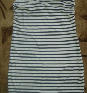 48р.Новое платье