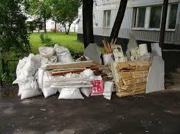 Вывоз мусора с погрузкой и разгружкой