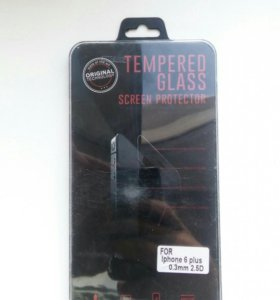 Защитное стекло IPhone 6plus