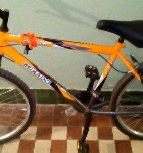 Велосипед Mikado dike