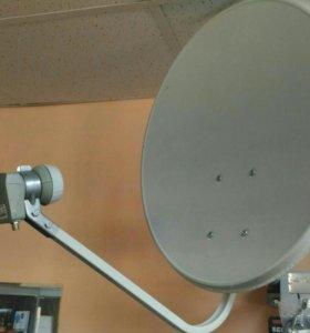 Спутниковая антенна 55 см