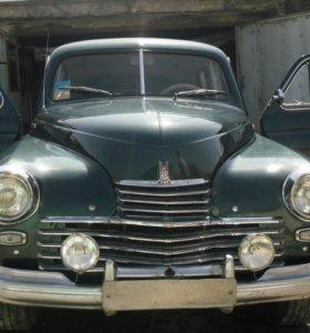ГАЗ М-20 Победа,1954 г