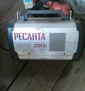 Сварочный аппарат Ресанта 220 ПН