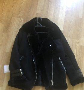 Куртка (Дубленка) женская