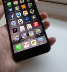 iPhone 6 идеальнее состояние