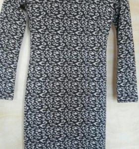 Платье Инсити теплое