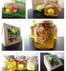 Подарочные наборы меда