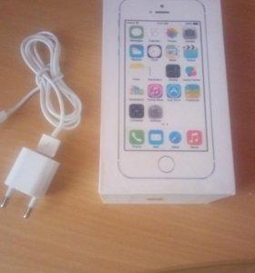 Коробка с айфона 5s