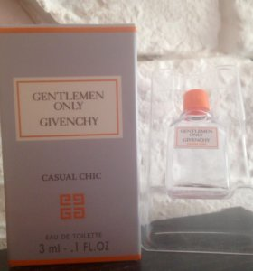 Givenchy Gentlemen Only Casual Chic 3ml