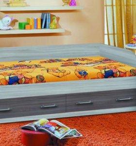 Кровать Сказка. Новая в упаковке.