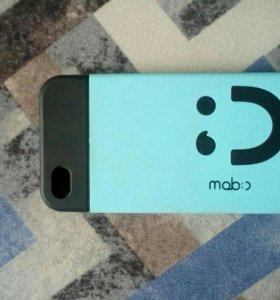 Бампер mob Iphone 4-4s