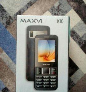 Мобильный телефон MAXVI K10