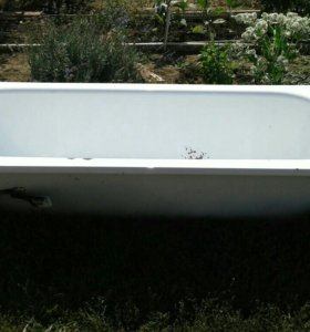 Ванна стальная