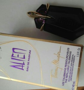 Thierry Mugler парфюм Alien