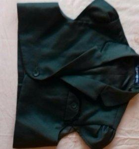 Школьная жилетка, юбки