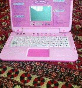 Компьютер детский для девочки