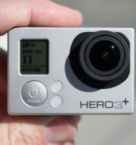 GoPro HERO3+ Silver Edition