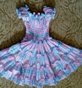 Платье, 6-7лет.