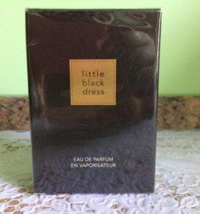Парфюмерная вода Little black dress