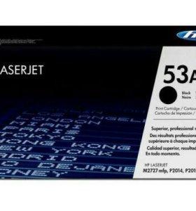 Картриджи HP LaserJet 53a/96a оригинал