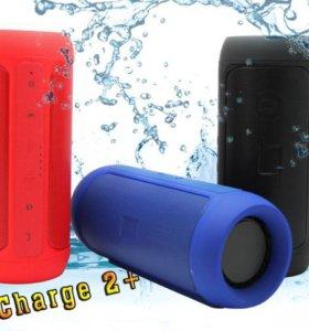 Портативная Bluetooth колонка Charge 2+