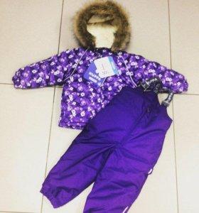 костюм зимний HUPPA